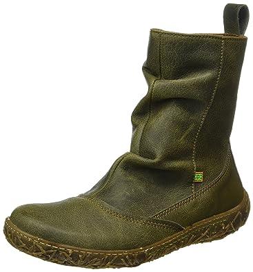 El Naturalista N799 Women's Nido Ankle Boot, Delta Kaki - 36