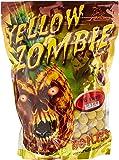 Quantum Radical Yellow Zombie Boilies Appâts pour pêche à la carpe 1 kg
