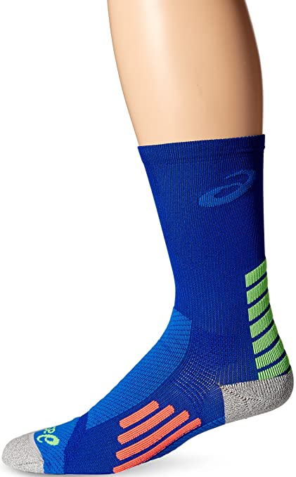 39d91ee12353 Amazon.com  ASICS Rally Crew Running Socks  Sports   Outdoors