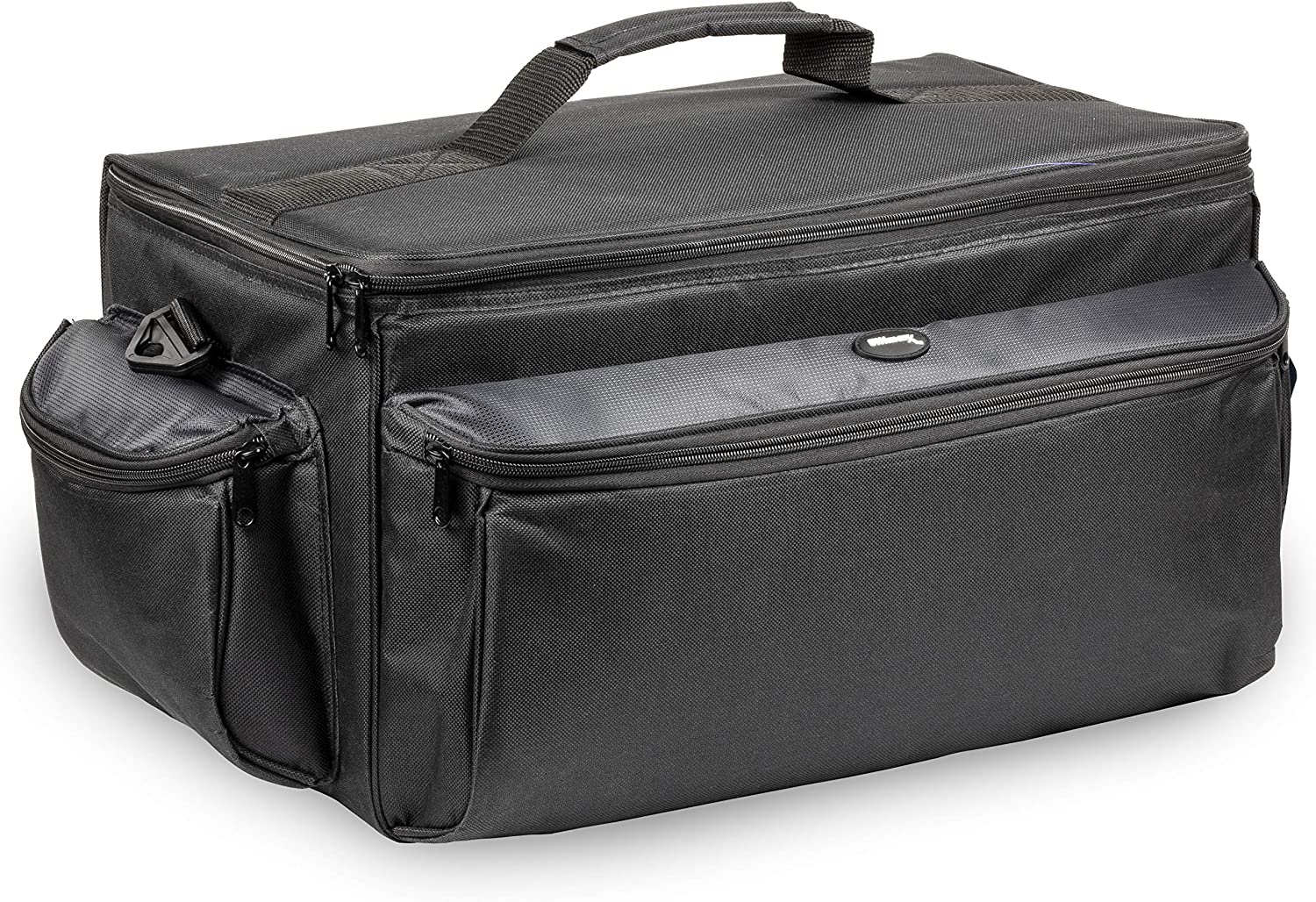 PXW-X160 Ultimaxx/'s Professional Well-Padded Extra-Large Water-Resistant Gadget Bag Compatible with Sony /PXW-Z100 PXW-Z150 and More. PXW-X180 PXW-X200