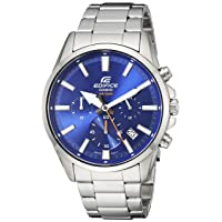 Deals on Casio Men's Edifice Quartz Stainless Steel Casual Watch