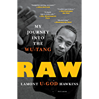 Raw: My Journey into the Wu-Tang book cover