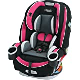 Graco 4Ever 4-in-1 Convertible Car Seat, Azalea, One Size