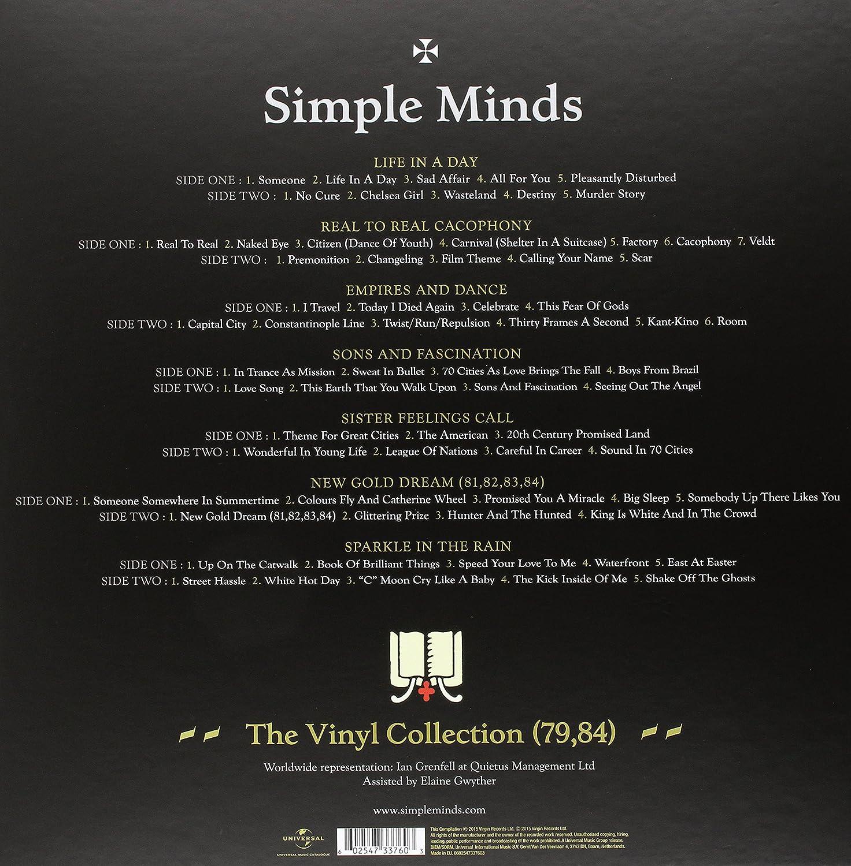 Simple Minds - The Vinyl Collection 1979-1984 [7 LP][Box Set] - Amazon.com Music
