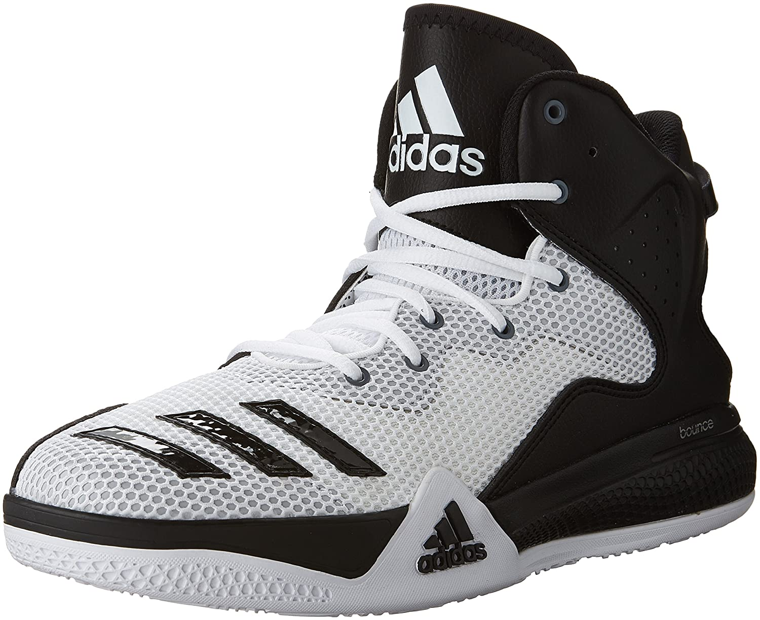 adidas Performance Men\u0027s DT Bball Mid Basketball Shoe