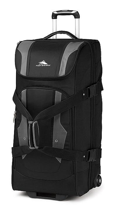 High Sierra Access Wheeled Duffel Bag