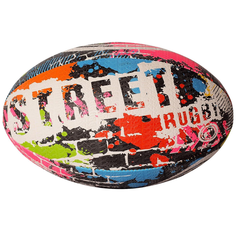 Optimum Ballon d'Entraînement de Rugby Street