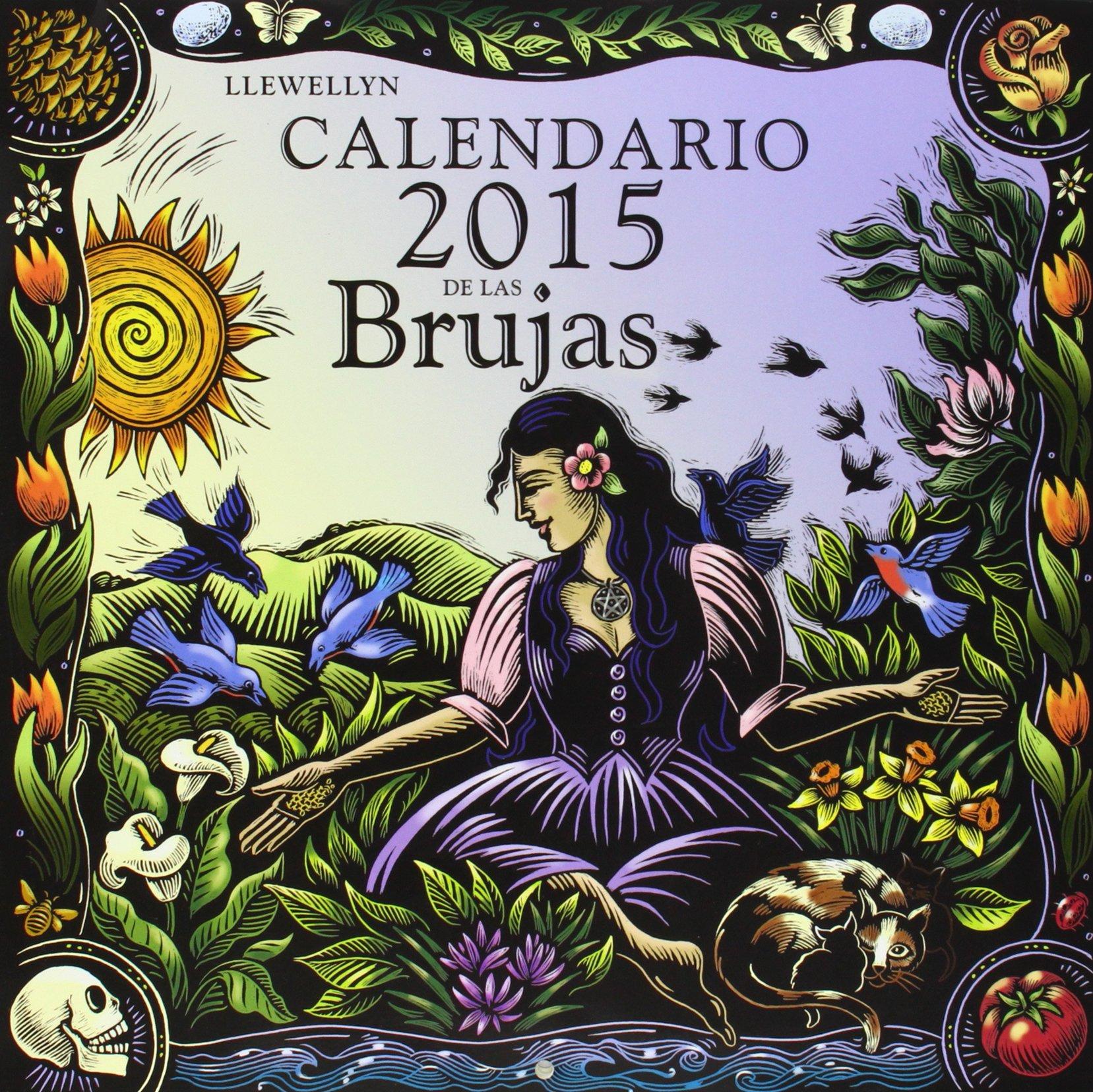 2015 Calendario Brujas (AGENDAS): Amazon.es: LLEWELLYN: Libros
