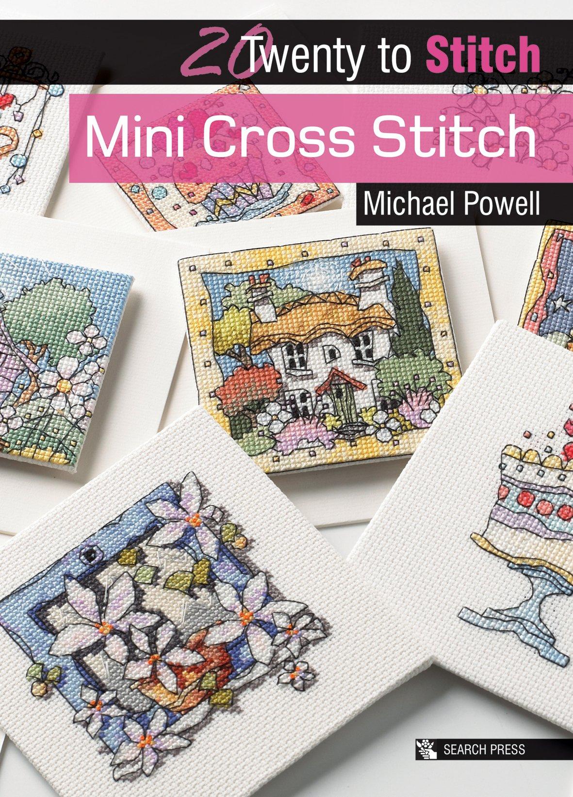 Mini Cross Stitch (Twenty to Make)