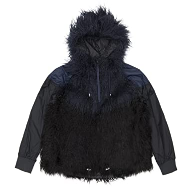 5a067754bd95 NikeLab X SACAI Plush Women s Windrunner Jacket (L
