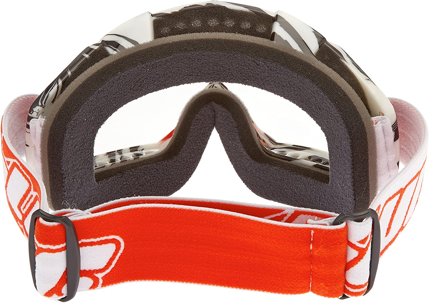 ONeal Blur B-Flex Limited Edition Goggles Nex, Red Frame//Clear Lens