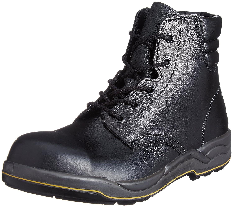 [ノサックス] Nosacks 安全靴 3層 ウレタン底 中編上 JIS規格 JMF5066 B003QVASZ2 29.0 cm|ブラック