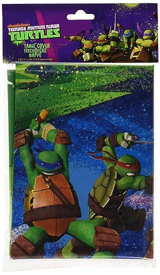 amscan - Cubertería para Fiestas Tortugas Ninja Bambi ...