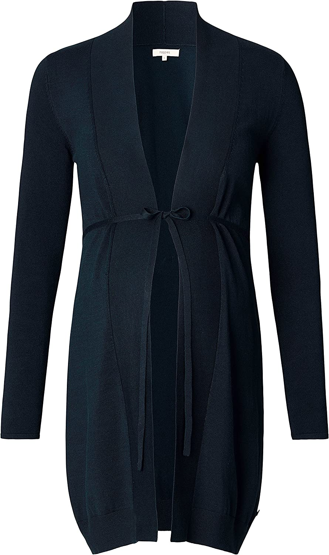 Manufacturer Size:XXL Noppies Damen Umstands Strickjacken Cardigan Knit Ls Jessi 1 70461 Blue 44 Dark Blue C165