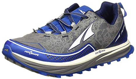 Altra AFM1757F Mens TIMP Trail Running Shoe, Blue - 10 D(M) US ...