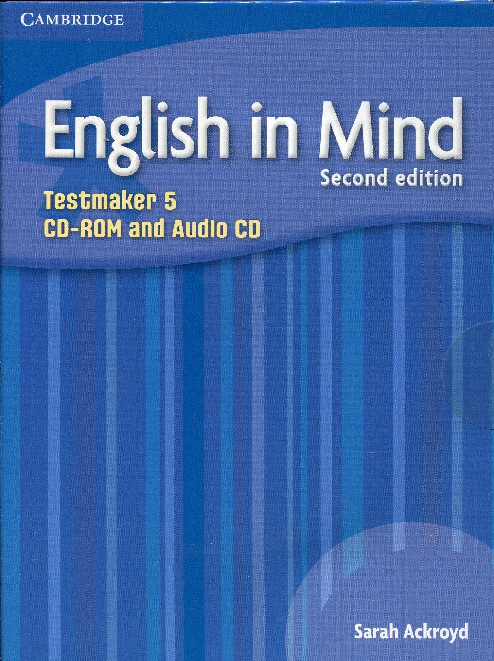English in Mind Level 5 Testmaker CD-ROM and Audio CD