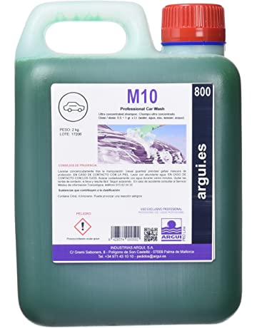 ARGUIPRO Line M10 - Detergente Neutro Extra Brillo para Coche, 2 l