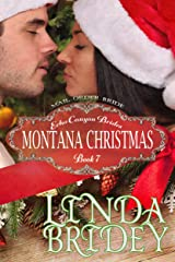 Mail Order Bride - Montana Christmas: Historical Cowboy Mystery Romance Novel (Echo Canyon Brides Book 7) Kindle Edition