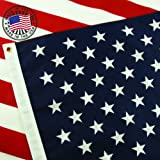 Amazon Price History for:American Flag: 100% Made in USA Certified by Grace Alley. 3x5 ft