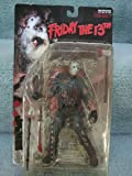 McFarlane Toys Movie Maniacs Series 1 Action Figure Jason Voorhees Friday The 13th