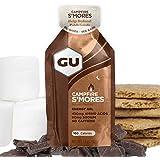 GU Energy Original Sports Nutrition Energy Gel, Campfire Smores, 24-Count