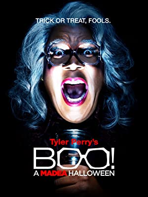 a madea halloween tyler perry cassi davis patrice lovely bella thorne
