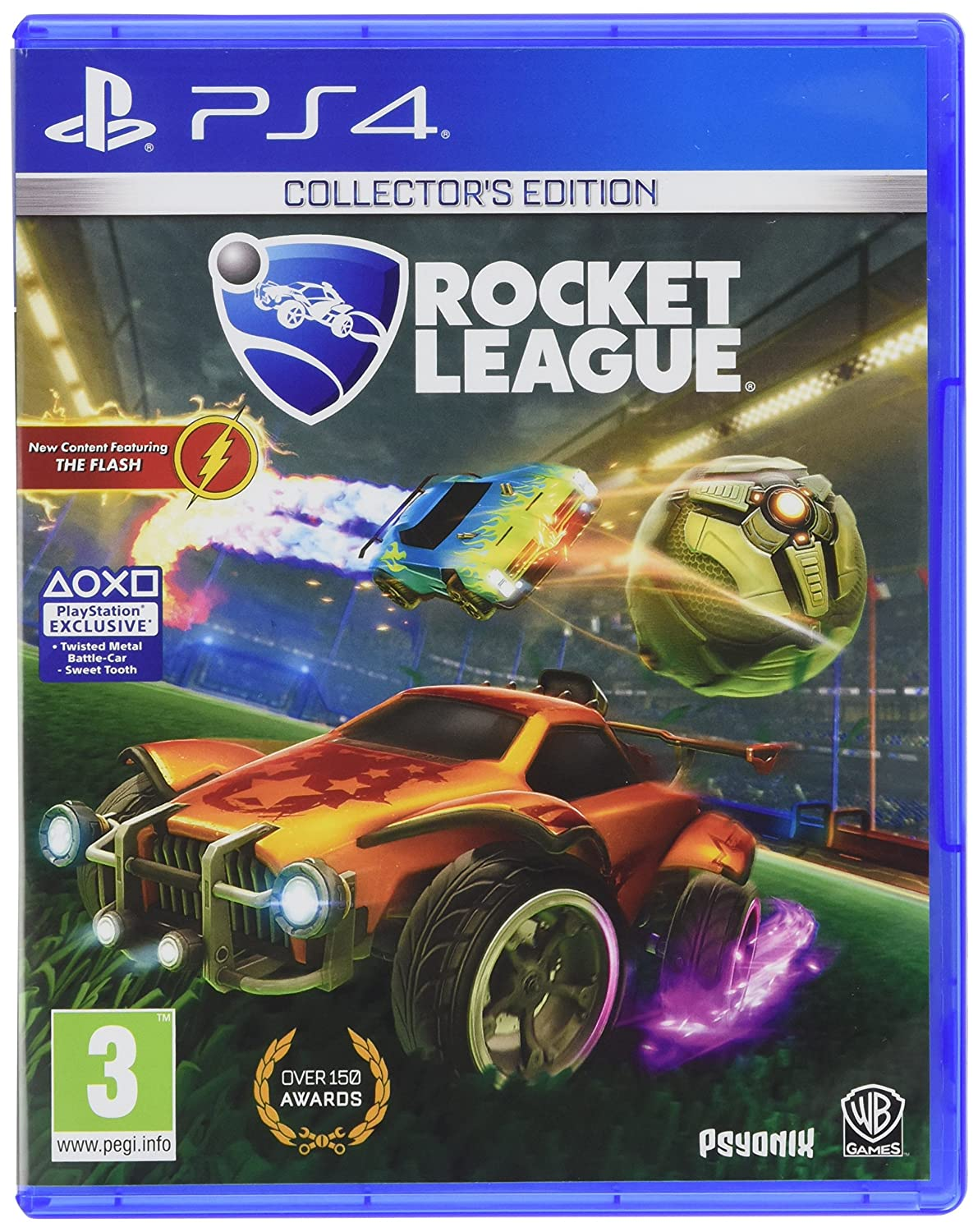 Rocket League Collectors Edition Playstation 4 Ps4 Switch Overcooked 2 English Pal Games Video