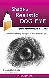 Shade a Realistic Dog Eye: drawspace module 6.2.A15