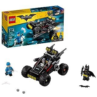 LEGO BATMAN MOVIE 6210216 The Bat-Dune Buggy 70918 Building Kit (198 Piece)