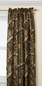 Mossy Oak Break-Up Infinity Panel Pair, 84""
