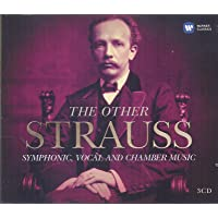 Other Richard Strauss: Sym Vocal & Chamber Music / Var