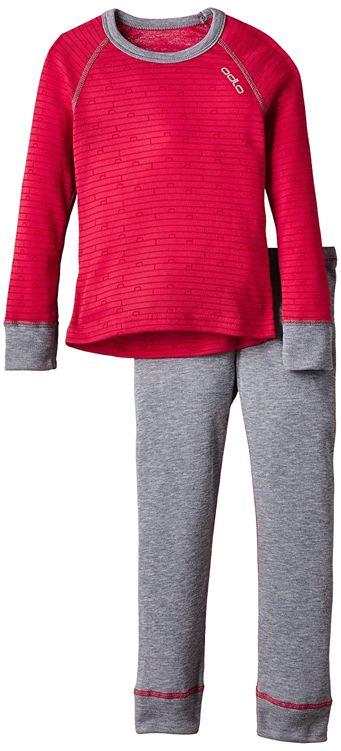 ODLO Warm Tights Set Children's Long-Sleeved T-Shirt 15040918121