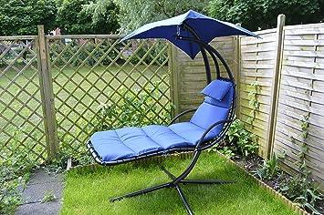 Amazonde Schwingliege Hängeliege Sonnenliege Dreamchair