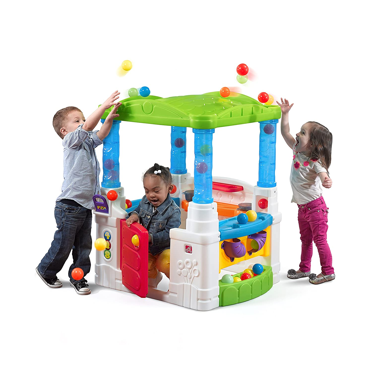 Amazon Step2 Wonderball Fun Playhouse Toys & Games