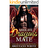 Midlife Dragon's Mate (Irish Dragon Shifter Brothers Book 12)