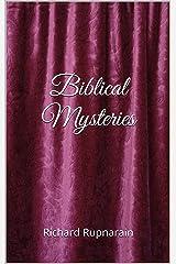 Biblical Mysteries Kindle Edition