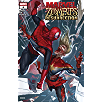 Marvel Zombies: Resurrection (2020) #4 (of 4) book cover