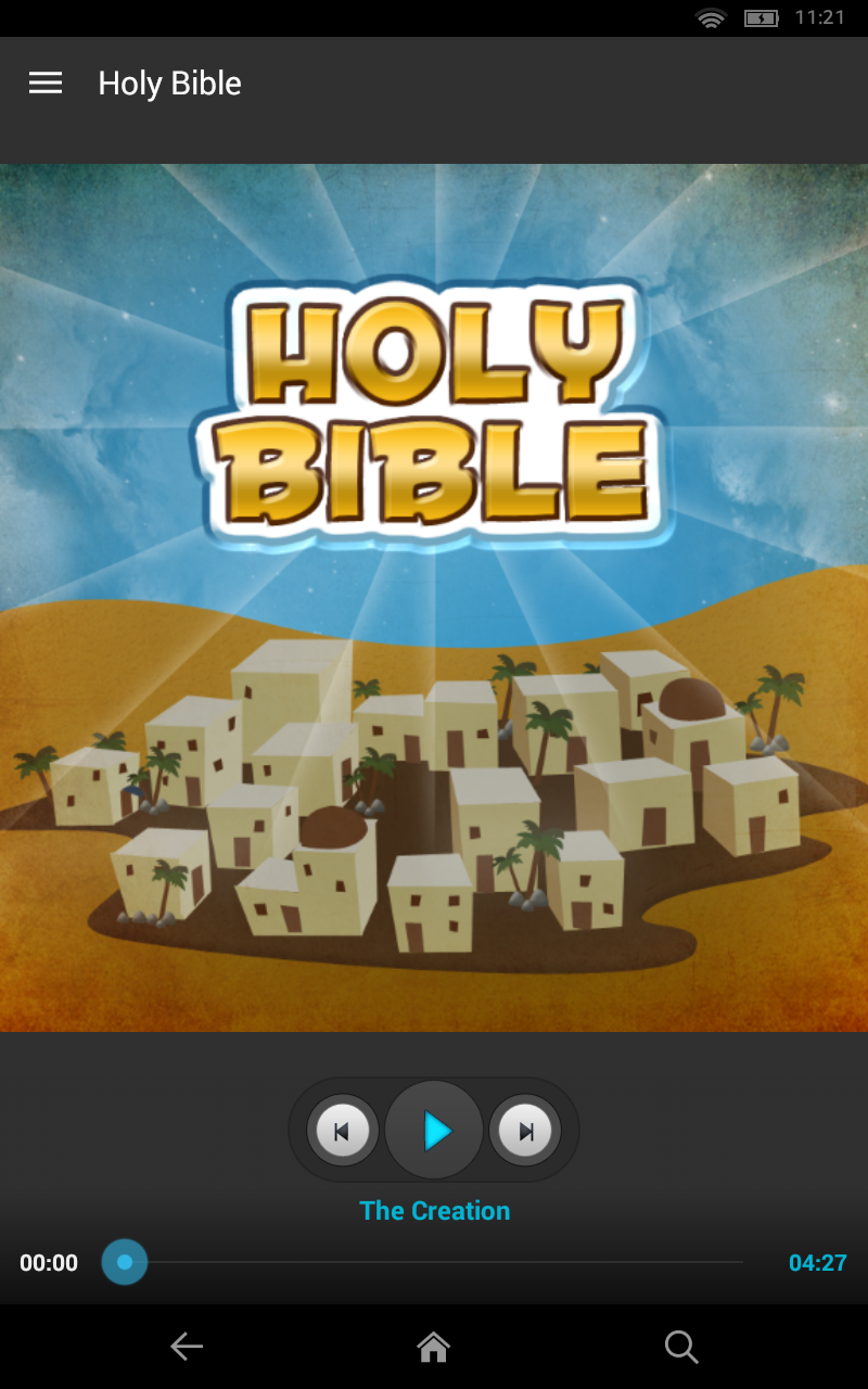 amazon com the holy bible audio book edition appstore for android