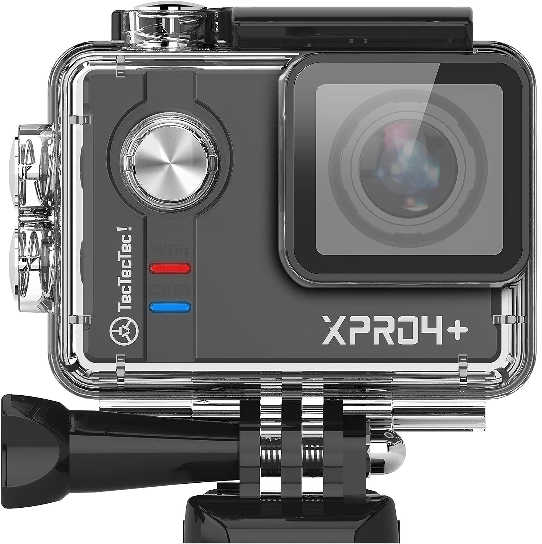 Tectectec 4k Actionkamera Xpro4 Ultra Hd Sport Action Kamera