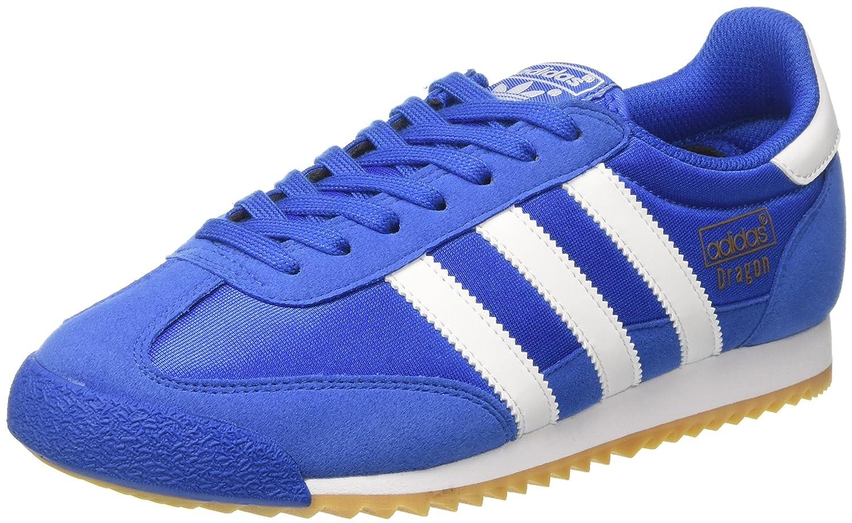 Adidas Dragon OG, Zapatos para Correr para Hombre 40 2/3 EU|Azul (Blue/Footwear White/Gum 0)