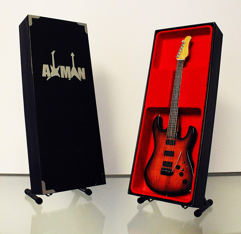 Axman Walter Becker (Steely Dan): Sadowsky Custom – Réplica de Guitarra en Miniatura (Vendedor del Reino Unido)