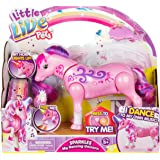 Little Live Pets - Sparkles My Dancing Interactive Unicorn | Dances & Lights to Music - Engaging Fun - Batteries Included | F