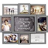 Malden International Designs 8372-08 Picture Frame Cherish Every Memory