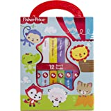 Fisher-Price–Mi primera Biblioteca 12-board libro Box Set 9781503714199