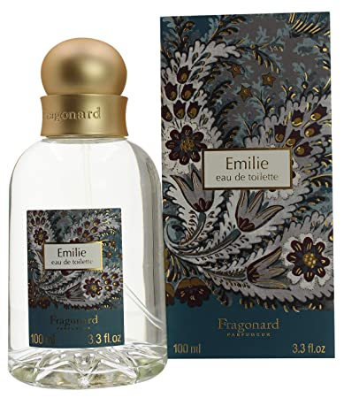 Amazoncom Emilie By Fragonard Eaux De Toilette For Women 100ml