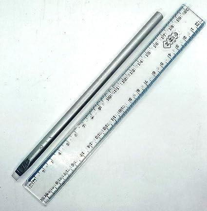 Carbide chisel for granite stone (3-40 mm) (8mm)