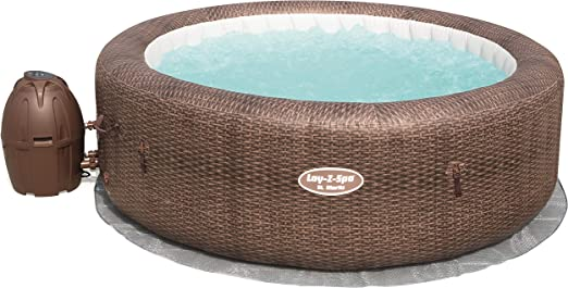 Bestway 54175 - Spa Hinchable Lay- Z-Spa St. Moritz Para 5-7 ...