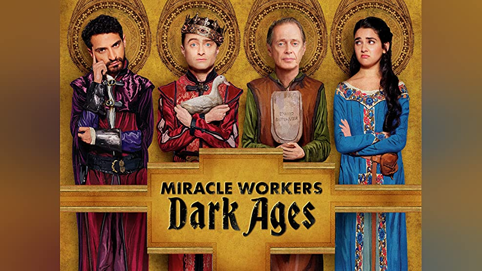 Miracle Workers: Dark Ages: Staffel 2
