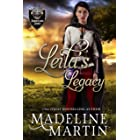 Leila's Legacy: A Scottish Medieval Romance (Borderland Ladies Book 5)