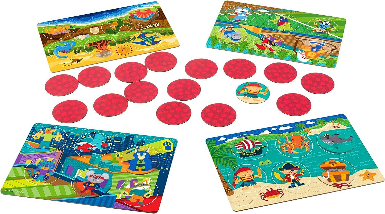 Stephen Joseph Lotto Memory Game Blue